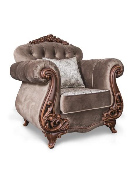 """Кресло """"Афина"""", декор караваджо"""