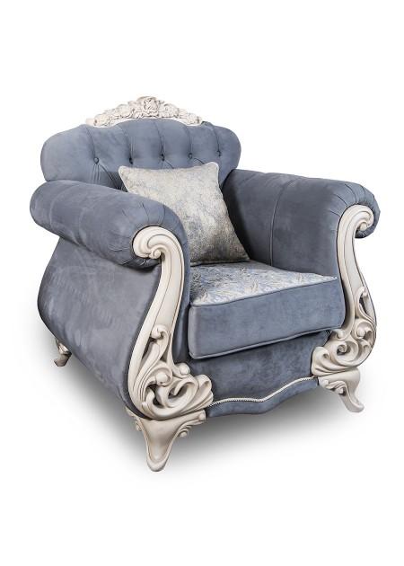 """Кресло """"Афина"""", декор серый"""