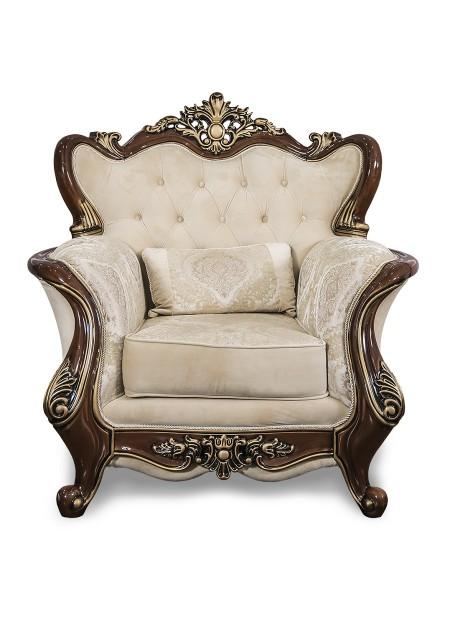 """Кресло """"Джоконда"""", декор караваджо глянец"""
