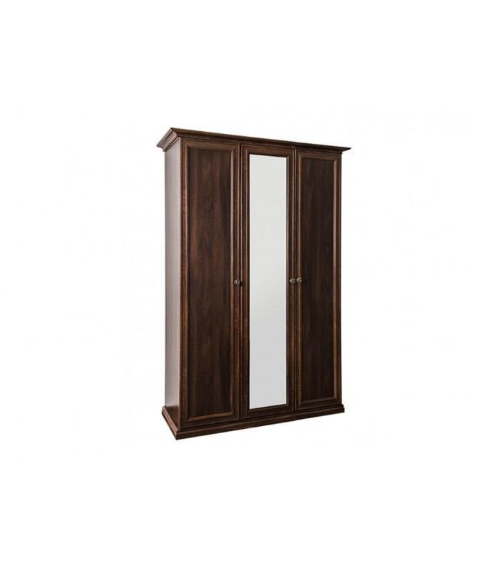 """Шкаф 3-х ств. """"Афина"""" с зеркалом"""