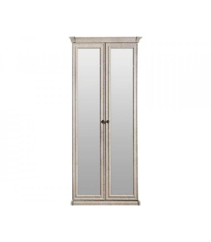 """Шкаф 2-х ств. """"Афина"""" с зеркалом"""