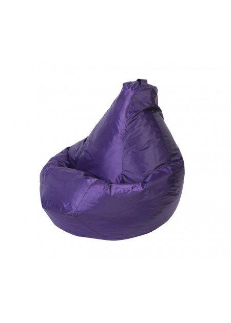 """Кресло Мешок """"Фиолетовый Оксфорд"""""""