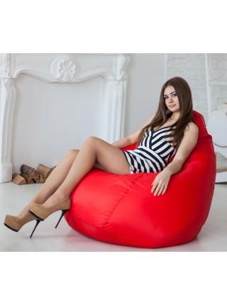 """Кресло Мешок """"Красный Оксфорд"""""""