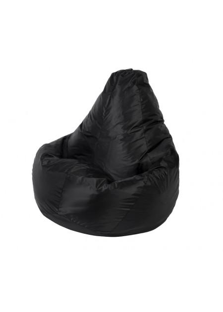 """Кресло Мешок """"Черное Оксфорд"""""""