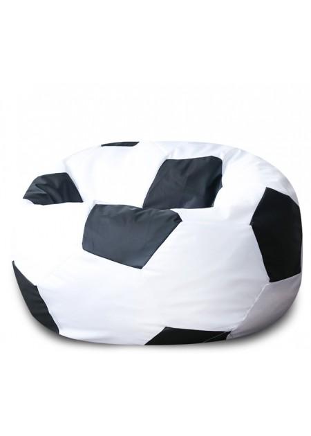 """Кресло Мяч """"Бело-Черный Оксфорд"""""""