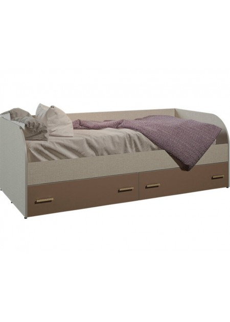 """Кровать с ящиками  """"КР-01 Морис"""""""