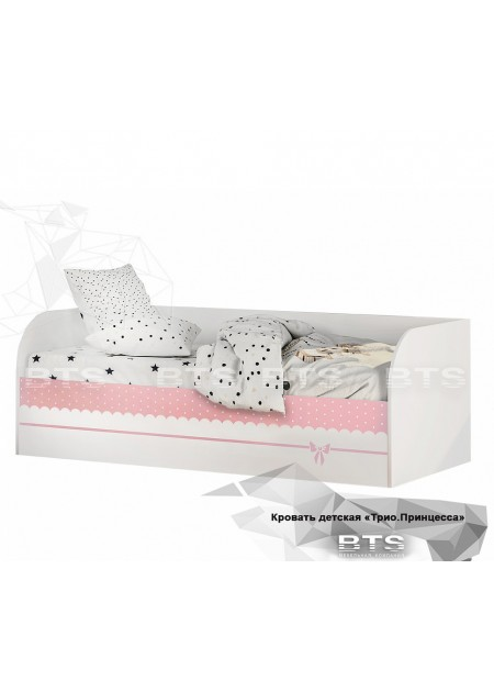 """Кровать Трио """"Принцесса"""""""