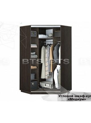 Угловой шкаф купе «Медиум»
