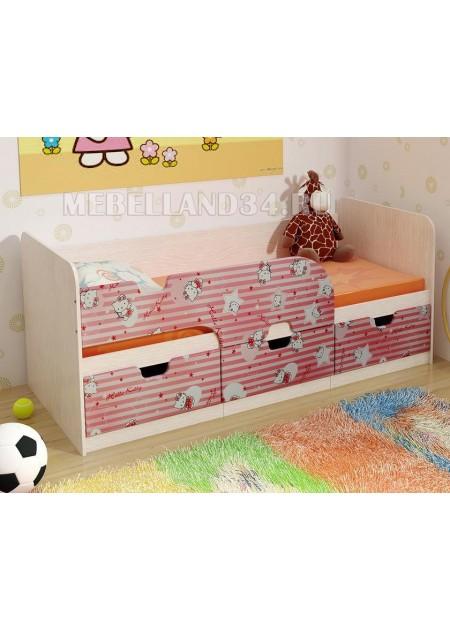 Детская кровать «Китти»
