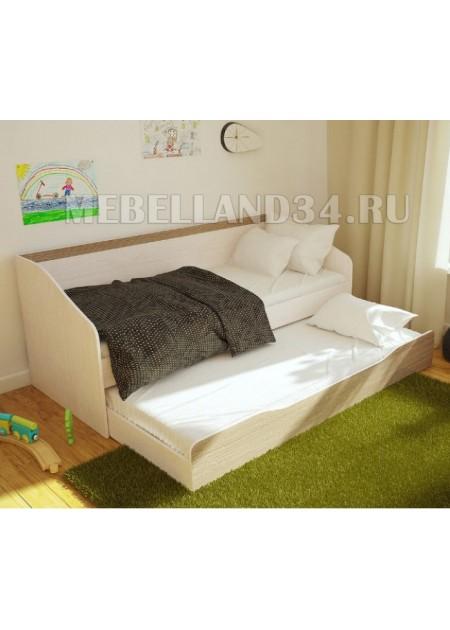 Детская Кровать с Ящиком Паскаль