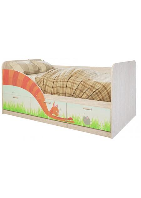 Детская кровать «Сказка»