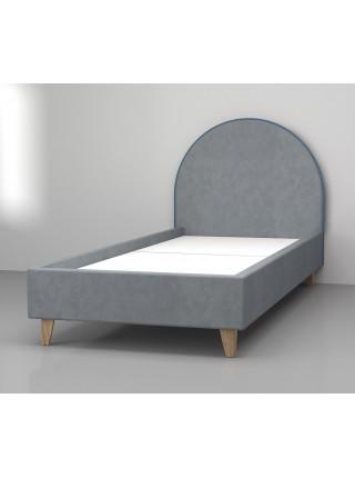 """Кровать 0,8 арт.014 Серый """"Эго"""""""