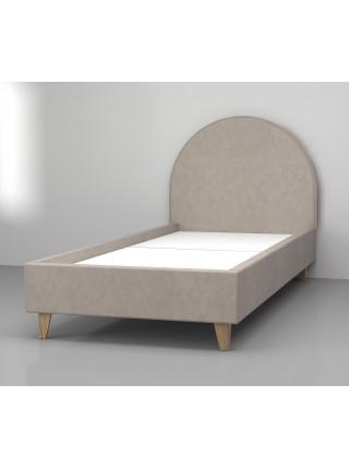 """Кровать 0,8 арт.014 Бежевый """"Эго"""""""