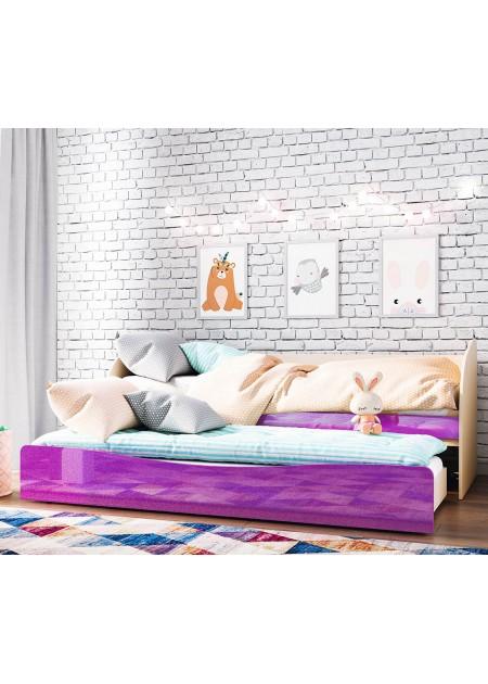 Детская кровать с выкатным спальным местом