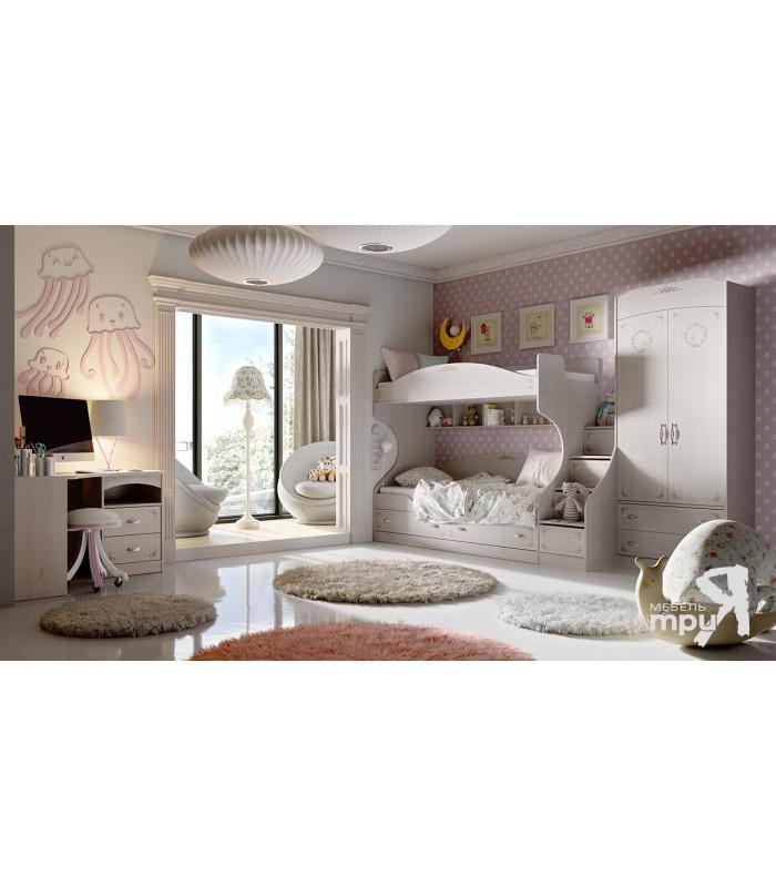 Набор детской мебели «Ариэль» №2