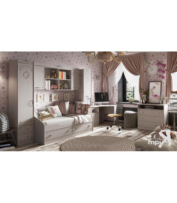 Набор детской мебели «Ариэль» №3