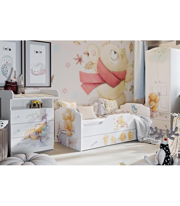 Набор детской мебели «Тедди» №1
