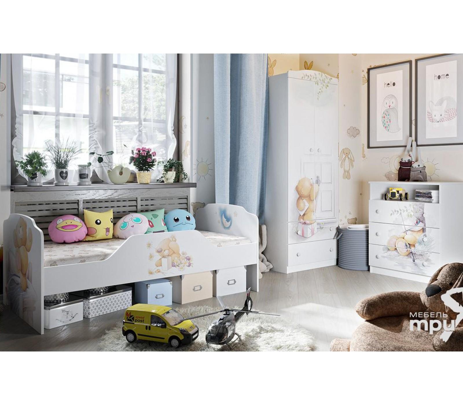 Детская мебель - все виды, новинки + много фото мебели для ...