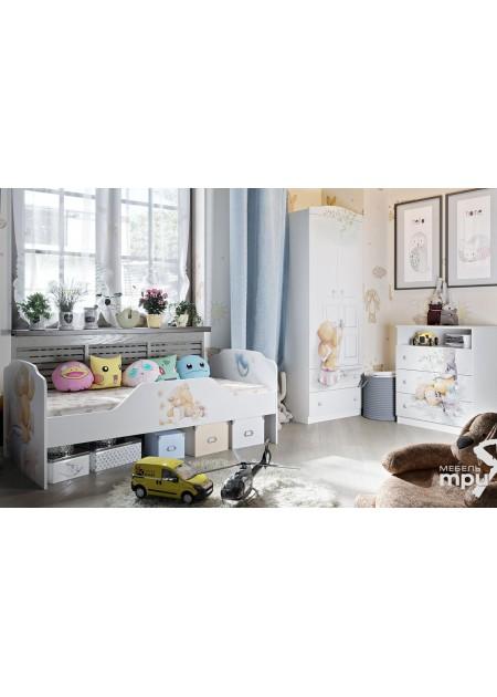 Набор детской мебели «Тедди» № 2