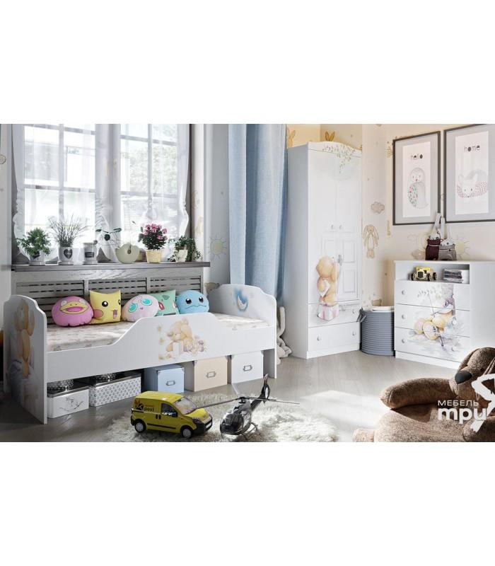Набор детской мебели «Тедди» №2