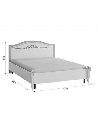 """Кровать 1.4 """"Акварель"""""""
