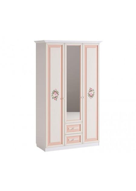 """Шкаф 3-створчатый с ящиками """"Алиса"""""""