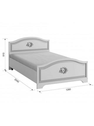 """Кровать 1.2 """"Алиса"""""""