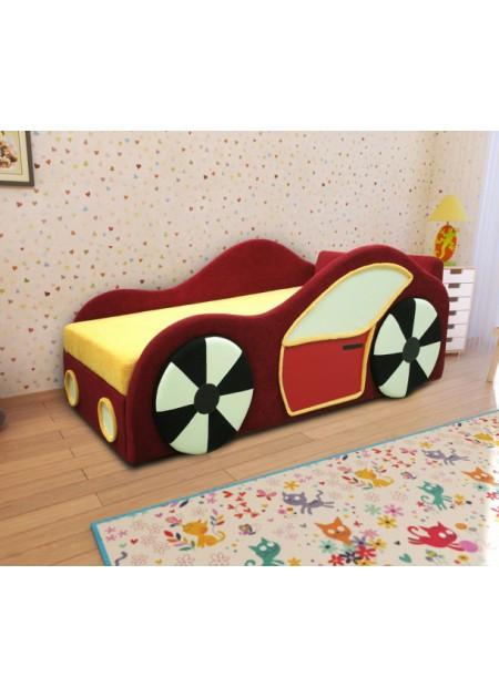 """Диван кровать """"Машинка 3 категория правый"""""""