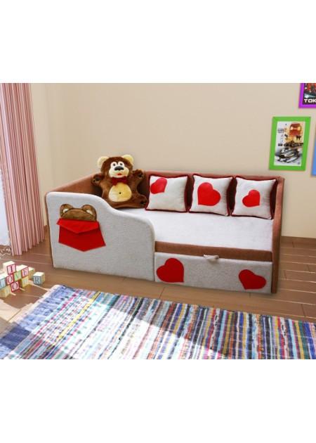 """Диван кровать """"Тед 3 кат. левый"""""""