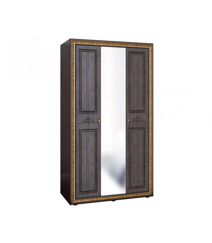 "Шкаф 3-х створчатый с зеркалом ""Версаль ВР-110"""