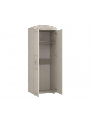 """Шкаф 2-х дверный комбинированный """"Каролина"""""""