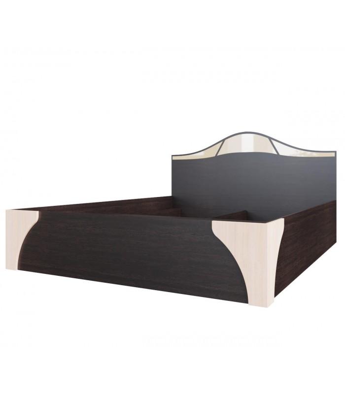Кровать двойная №2  Лагуна 5