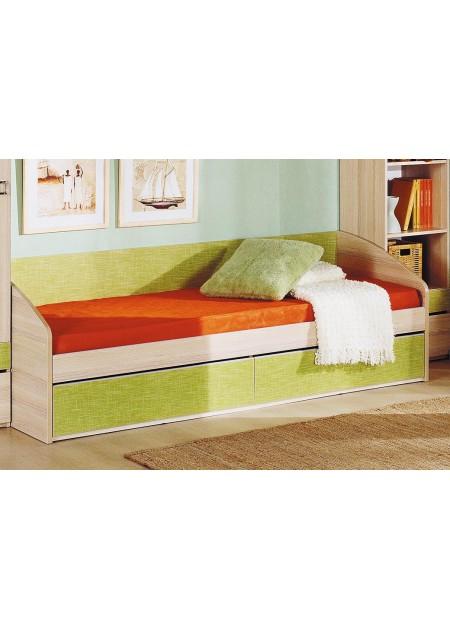 Кровать с 2-мя ящиками «Киви»