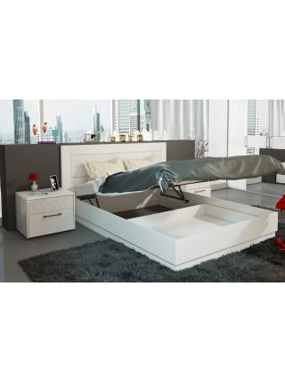 Двуспальная кровать «Амели» рисунок