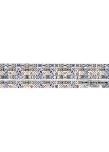 """Стеновая панель """"Богемская рапсодия 2.8 м BTS №7"""""""