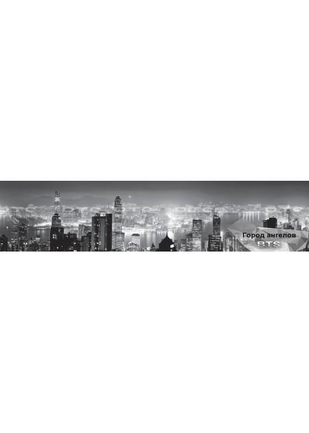 """Стеновая панель """"Город Ангелов 2.8 м BTS №2"""""""