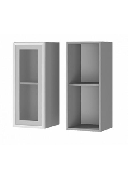 """Шкаф настенный 1-дверный со стеклом """"3В2"""""""