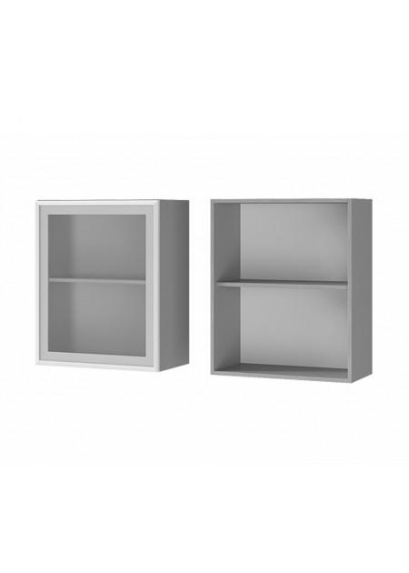 """Шкаф настенный 1-дверный со стеклом """"6В2"""""""