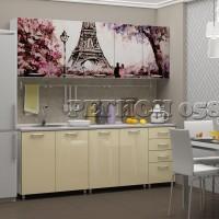 Кухонный гарнитур «Париж МДФ»