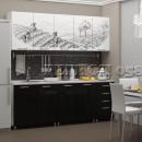 Кухонный гарнитур «Сити МДФ»