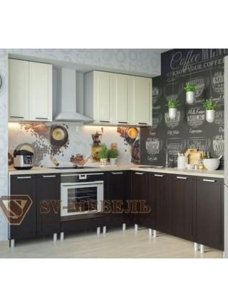 """Кухонный гарнитур """"Геометрия"""""""