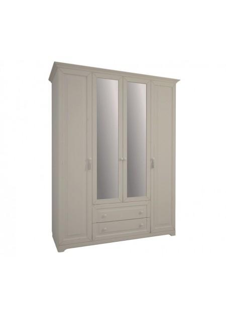 """Шкаф 4-створчатый """"Белла"""""""