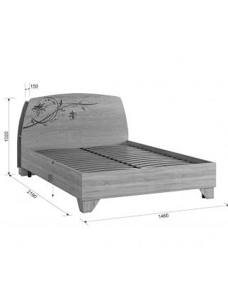 """Кровать """"Виктория 1"""""""