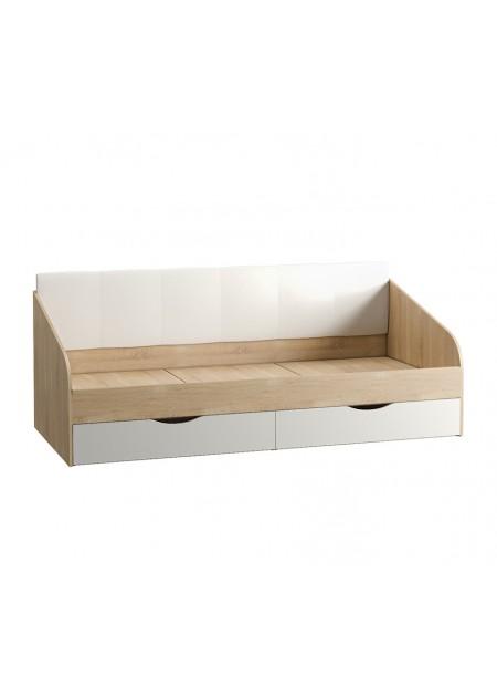 """Кровать одинарная """"Линда 01.60"""""""