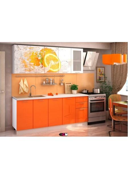 Кухонный гарнитур «Апельсин»