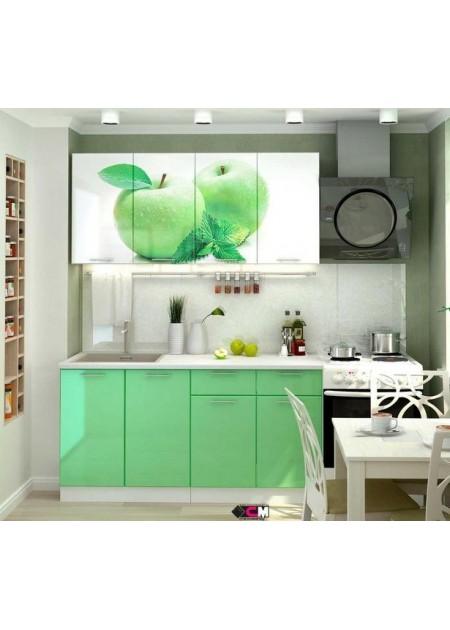 Кухонный гарнитур «ЯБЛОКО»