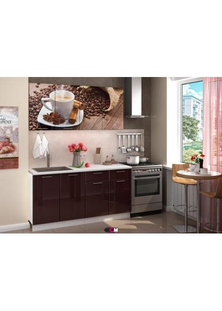 Кухонный гарнитур «Кофе»