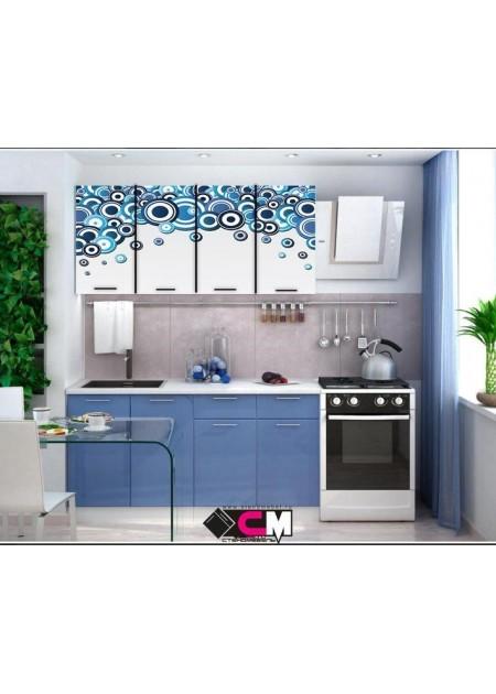 Кухонный гарнитур «Круги»