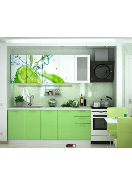 Кухонный гарнитур «Лайм»