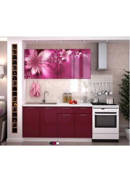 Кухонный гарнитур «ЛИЛИИ»